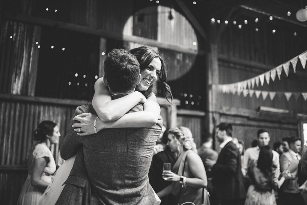 rustic barn wedding yorkshire