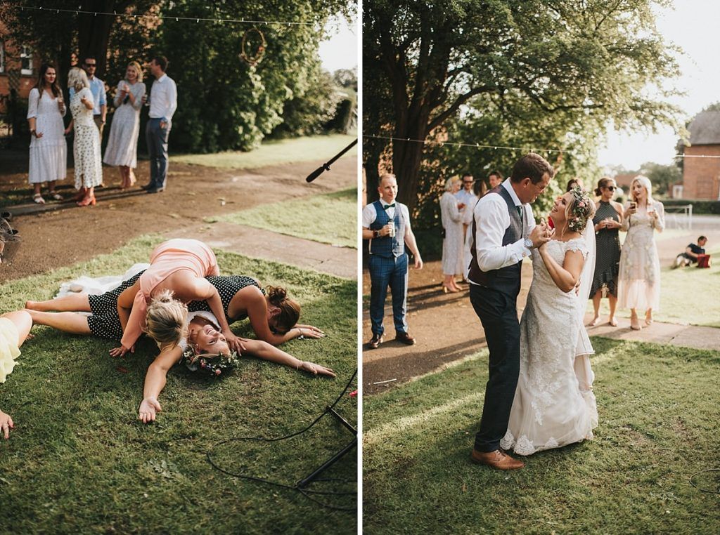 holton le moor wedding