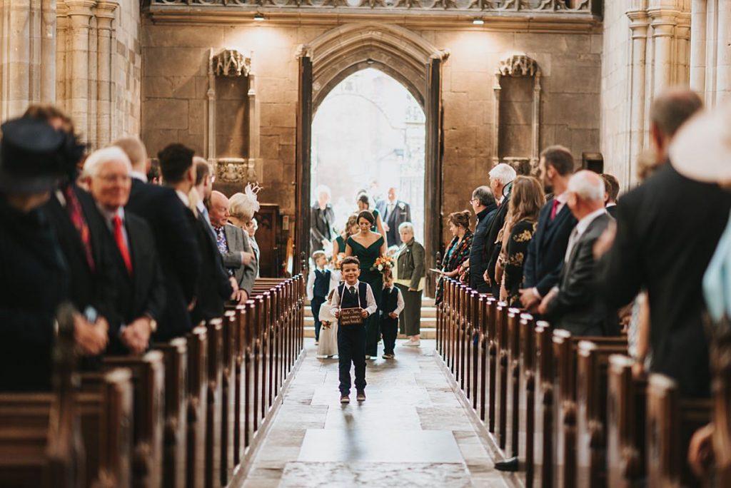 Beverley Barn wedding