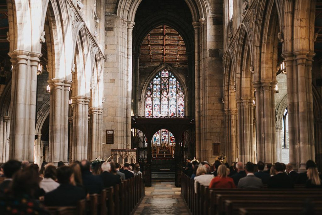 St Marys church Beverley