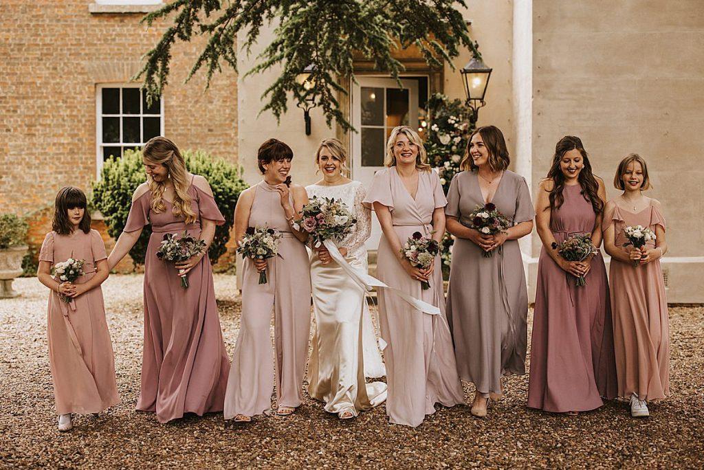 Aswarby Rectory wedding